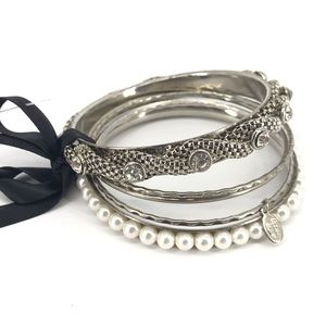NWT Cookie Lee Bangle Set